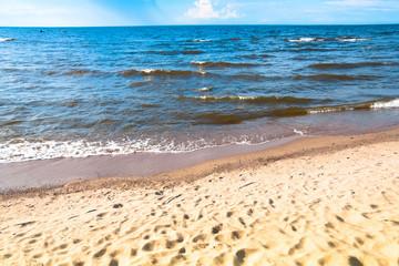 Scene Sand Waves