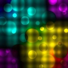 kolorowe kółka