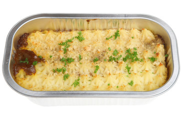 Shepherds Pie Convenience Meal