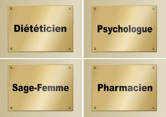 Plaque_Metier_médecine