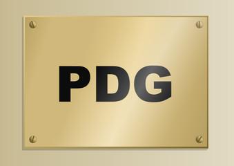 Plaque_Fonction_PDG