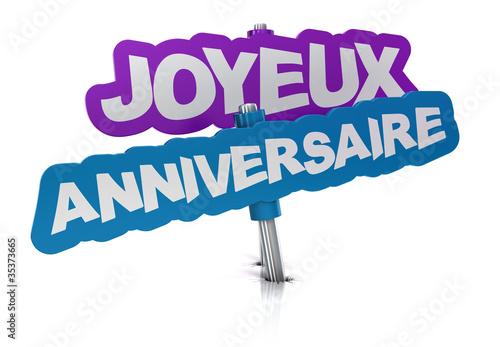 """Extrem joyeux anniversaire carte"""" photo libre de droits sur la banque d  YC74"""