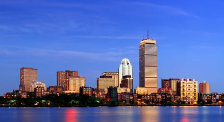 Fototapete - Boston