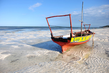 barca zanzibarina