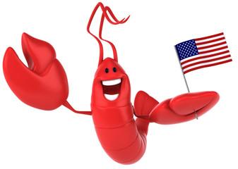 Homard américain