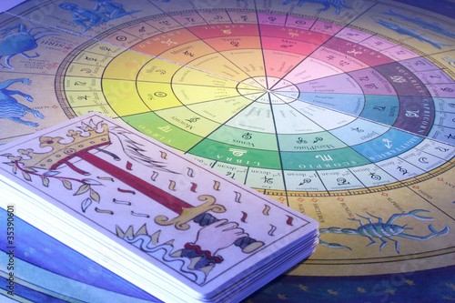 Определение причины смерти на картах Таро