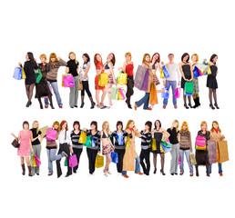 Fotobehang Kinderkamer Presents Groups Lines