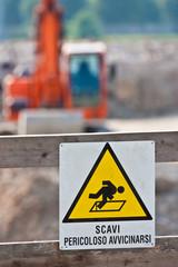 Work in progress: danger