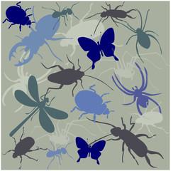 insekten design set