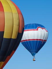 Wall Mural - Hot Air Ballons