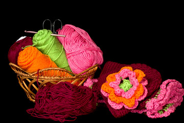 Sewing Project Yarn