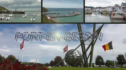 Fototapete - Port-En-Bessin-Huppain