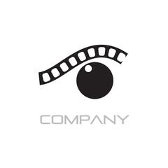 Logo photographer eye # Vector