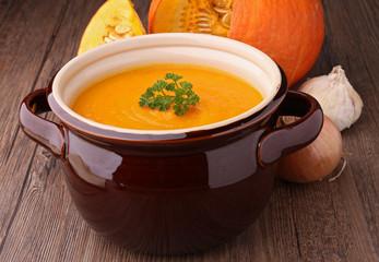 casserole de soupe