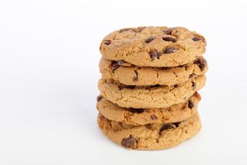 Biscuit au pépites de chocolat