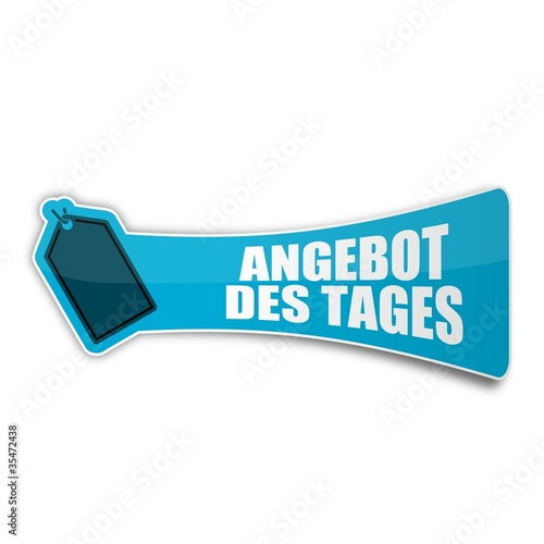 sticker preisschild angebot des tages 1 stockfotos und lizenzfreie bilder auf. Black Bedroom Furniture Sets. Home Design Ideas