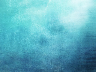 blue wall - texture background Fotomurales