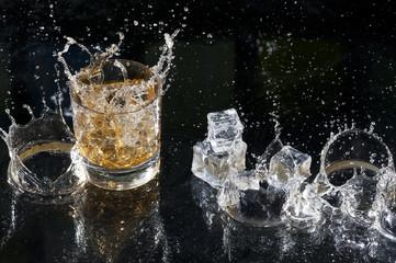 Fresh whiskey