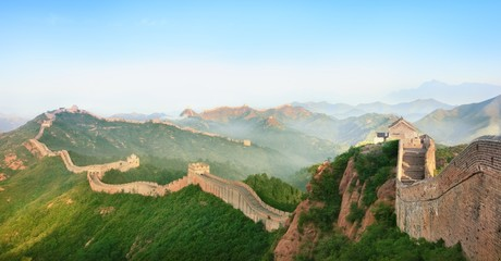 Wall Murals China Great Wall of China