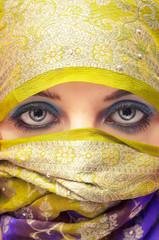 Arabian face