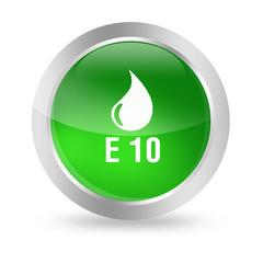 E 10 Button
