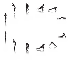 Yoga Postures 2