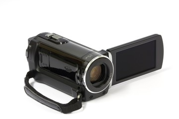 Small Portable Video Camera