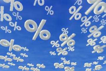 Percent % Clouds
