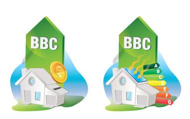 Maison BBC - batiment basse consommation