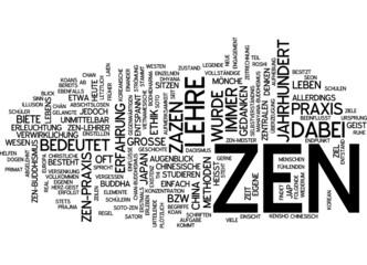 Bilder und Videos suchen: zen-buddhismus