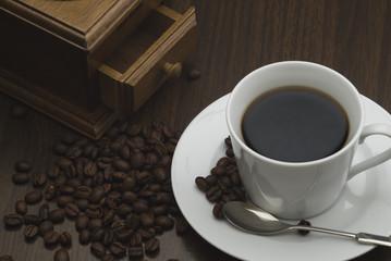Foto op Plexiglas Chocolade Coffee