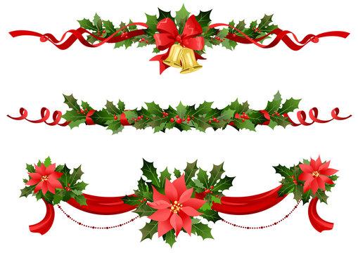 Christmas festive decoration