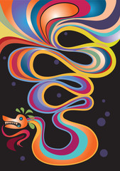 decorative dragon