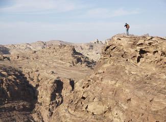 DESERT NEAR PETRA (II), JORDAN