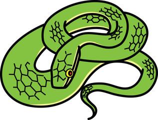 蛇 Snake