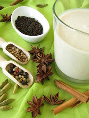 Chai-Lassi