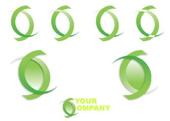 Company logo ecology