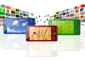 mobile phones gallery