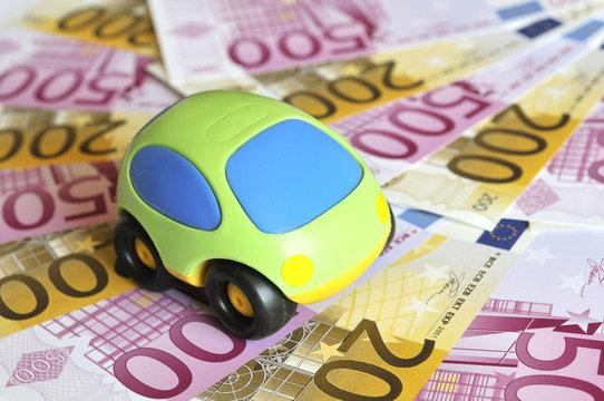 Emprunt voiture