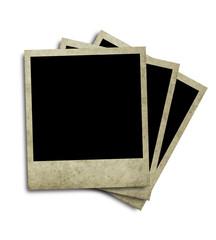 Aged Polaroid