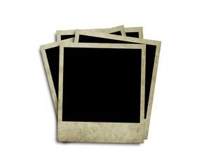 Old Polaroid Frames