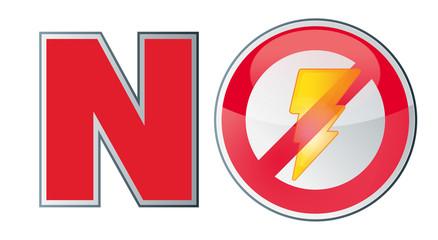 flash et photos interdites