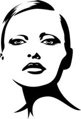 fashion lady illustration