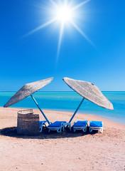 Resort Site Summer Sea