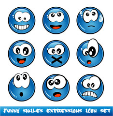 Funny Smiles Collection