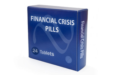 Cure for financial crisis