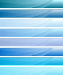 Water banners