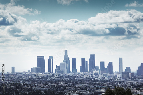 Fototapete Los Angeles, California