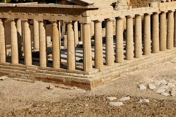 Acropolis in miniature