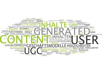 UGC User generated content
